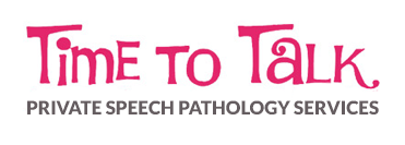 Time To Talk - Private Speech Pathology Services